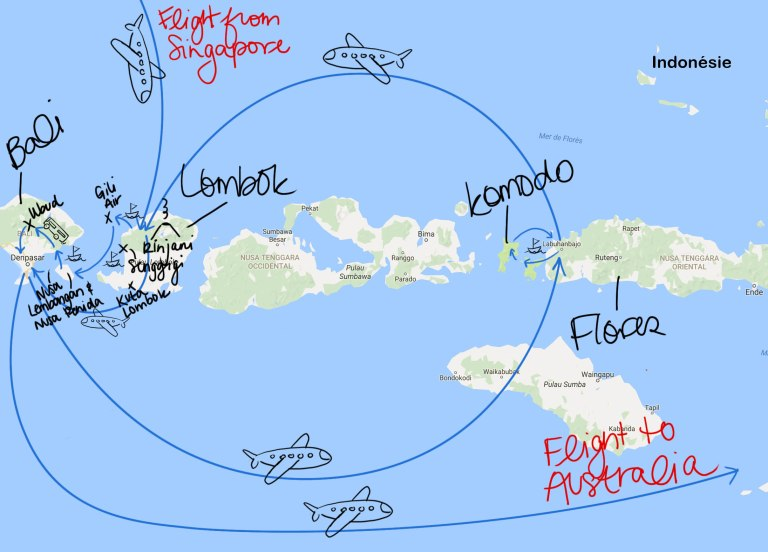 MAPS Indonésie